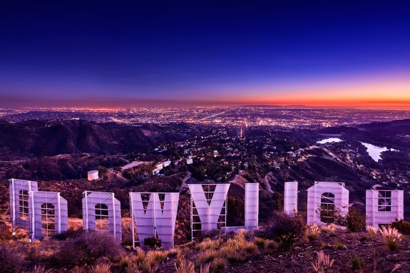 Hollywood-Sign-California-LA-Los-Angeles-Behind-City-Night-Paul-Reiffer-Professional-Landscape-Commercial-Sunrise-Cityscape-Skyline-Photographer-View-Photography