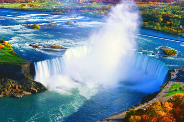 private-tour-of-niagara-falls-with-hornblower-cruise-journey-behind-in-niagara-falls-354567